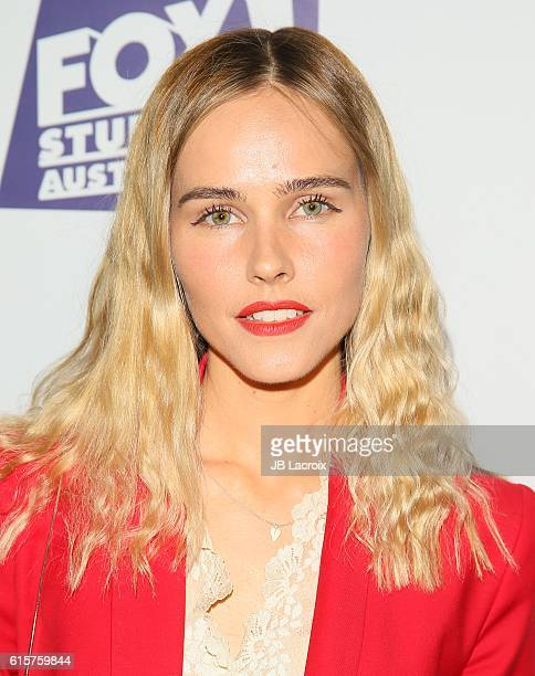 Actress Isabel Lucas attends Australians in Film's 5th annual awards gala on October 18 2016 in Hollywood California