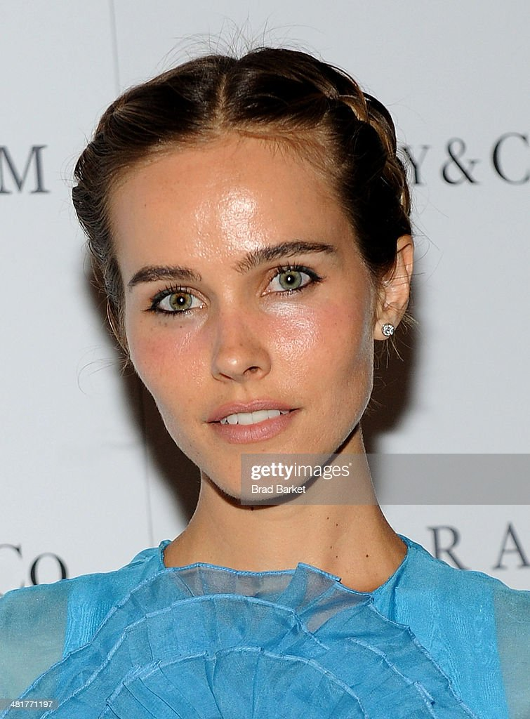 Actress Isabel Lucas attends the 'ENGRAM' screening at Museum of Modern Art on March 31, 2014 in New York City.