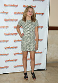 Actress Isabella Acres attends the screening of 'Underdogs' at The Pacific Theatre at The Grove on July 18 2016 in Los Angeles California