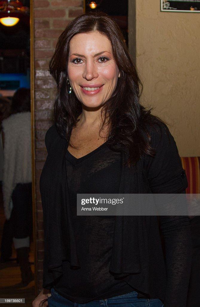 Actress Isabella Cascarano attends Social Lodge At Sundance Film Festival at Cisero's Bar on January 19, 2013 in Park City, Utah.