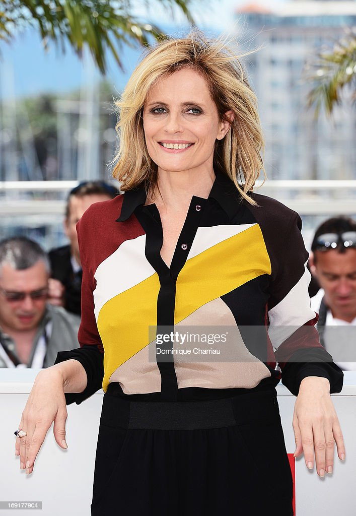Actress Isabella Ferrari attends the photocall for 'La Grande Bellezza' (The Great Beauty) during the 66th Annual Cannes Film Festival at Palais des Festivals on May 21, 2013 in Cannes, France.