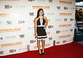 Actress Isabella Gomez attends the premiere 'Norman Lear Just Another Version Of You' at The WGA Theater on July 14 2016 in Beverly Hills California