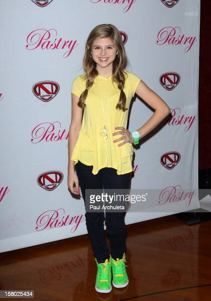 Actress Isabella Palmieri attends the 'Skate Donate' charity event at the Moonlight Rollerway on December 8 2012 in Glendale California