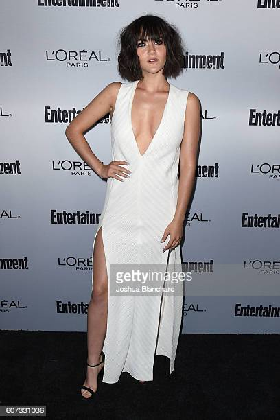 Actress Isabelle Fuhrman arrives at Entertainment Weekly hosts 2016 PreEmmy Paty at Nightingale Plaza on September 16 2016 in Los Angeles California