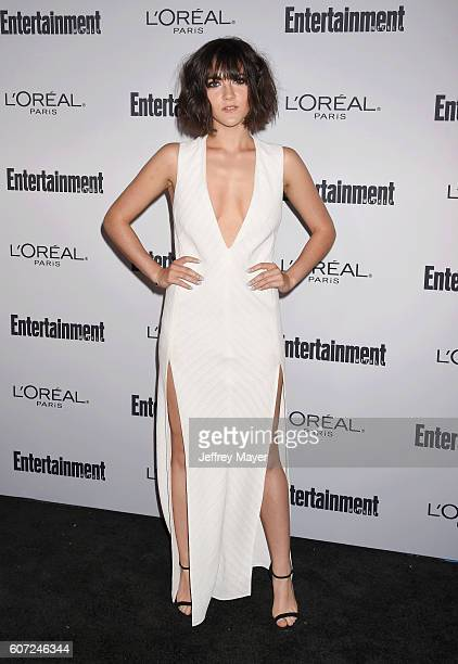 Actress Isabelle Fuhrman attends the Entertainment Weekly's 2016 PreEmmy Party held at Nightingale Plaza on September 16 2016 in Los Angeles...