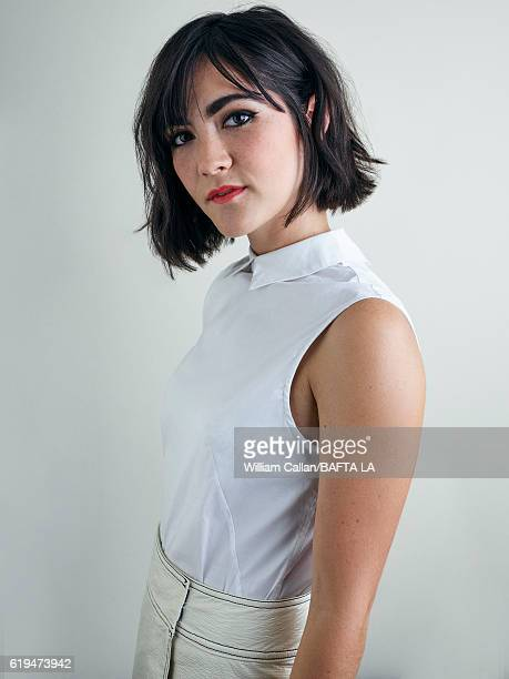 Actress Isabelle Fuhrman poses for a portrait BBC America BAFTA Los Angeles TV Tea Party 2016 at the The London Hotel on September 17 2016 in West...
