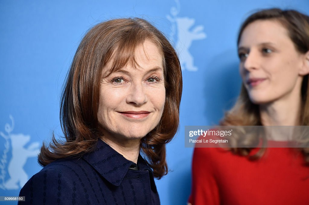 Actress <a gi-track='captionPersonalityLinkClicked' href=/galleries/search?phrase=Isabelle+Huppert&family=editorial&specificpeople=662796 ng-click='$event.stopPropagation()'>Isabelle Huppert</a> attends the 'Things to Come' (L'avenir) photo call during the 66th Berlinale International Film Festival Berlin at Grand Hyatt Hotel on February 13, 2016 in Berlin, Germany.