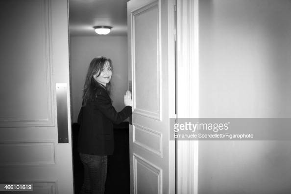 108635007 Actress Isabelle Huppert is photographed for Madame Figaro on December 18 2013 in Paris France CREDIT MUST READ Emanuele...