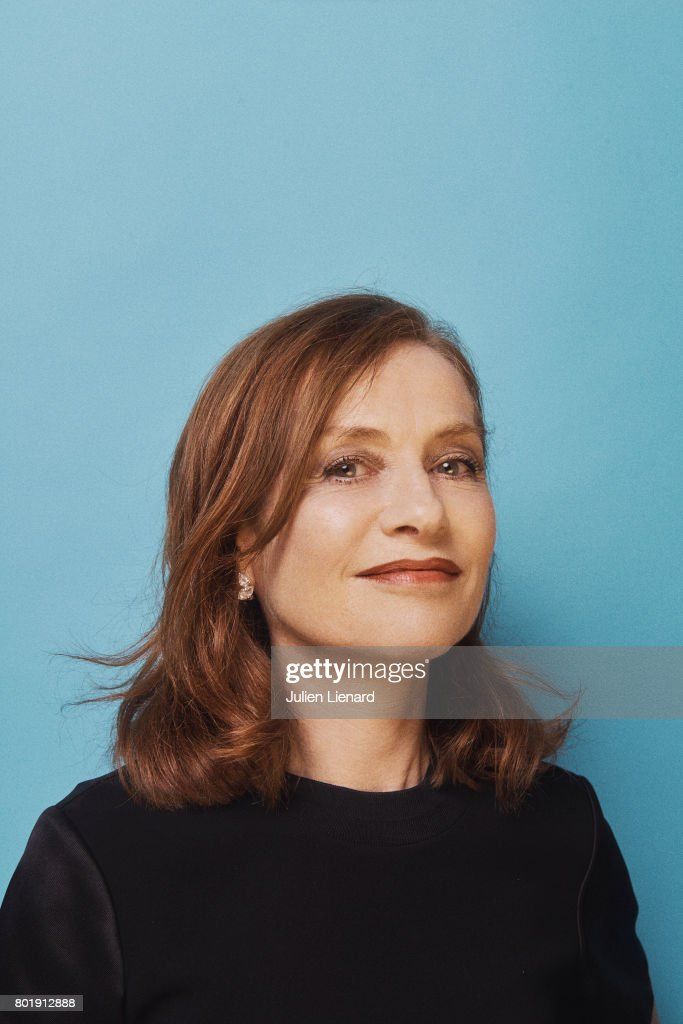 Actress Isabelle Huppert is photographed for Self Assignment on February 2, 2017 in Paris, France.