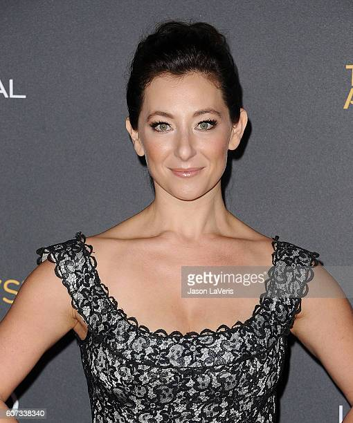 Actress Isidora Goreshter attends the Television Academy reception for Emmy nominated performers at Pacific Design Center on September 16 2016 in...