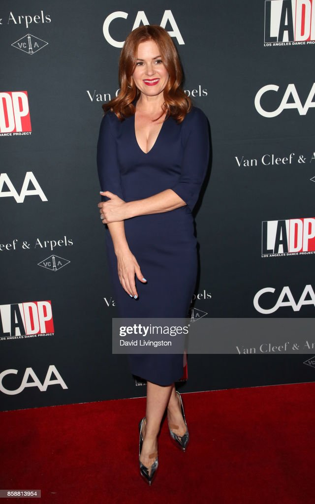 Actress Isla Fisher attends L.A. Dance Project's Annual Gala at L.A. Dance Project on October 7, 2017 in Los Angeles, California.