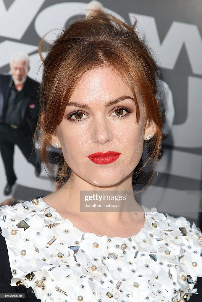 Actress Isla Fisher attends the 'Now You See Me' - Los Angeles Special Screening at ArcLight Hollywood on May 23, 2013 in Hollywood, California.