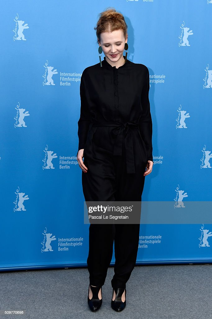 Actress Isolda Dychauk attends the 'Boris without Beatrice' (Boris sans Beatrice) photo call during the 66th Berlinale International Film Festival Berlin at Grand Hyatt Hotel on February 12, 2016 in Berlin, Germany.
