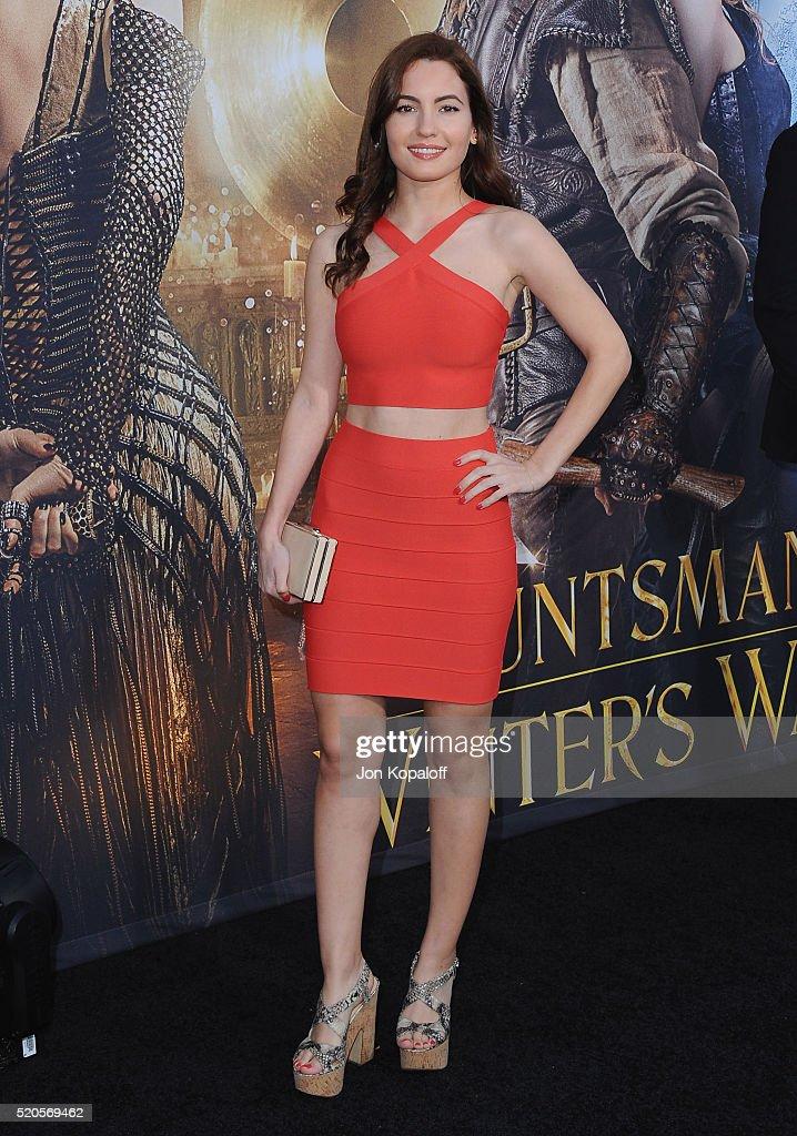 "Premiere Of Universal Pictures' ""The Huntsman: Winter's War"" - Arrivals"