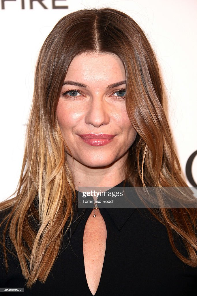 Actress <a gi-track='captionPersonalityLinkClicked' href=/galleries/search?phrase=Ivana+Milicevic&family=editorial&specificpeople=2529749 ng-click='$event.stopPropagation()'>Ivana Milicevic</a> attends the ELLE Women In Television Celebration held at the Sunset Tower on January 22, 2014 in West Hollywood, California.