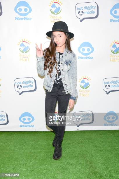 Actress Izabella Alvarez attends Celebrities to the Rescue Hollywood's Day of Community Service on May 6 2017 in Studio City California