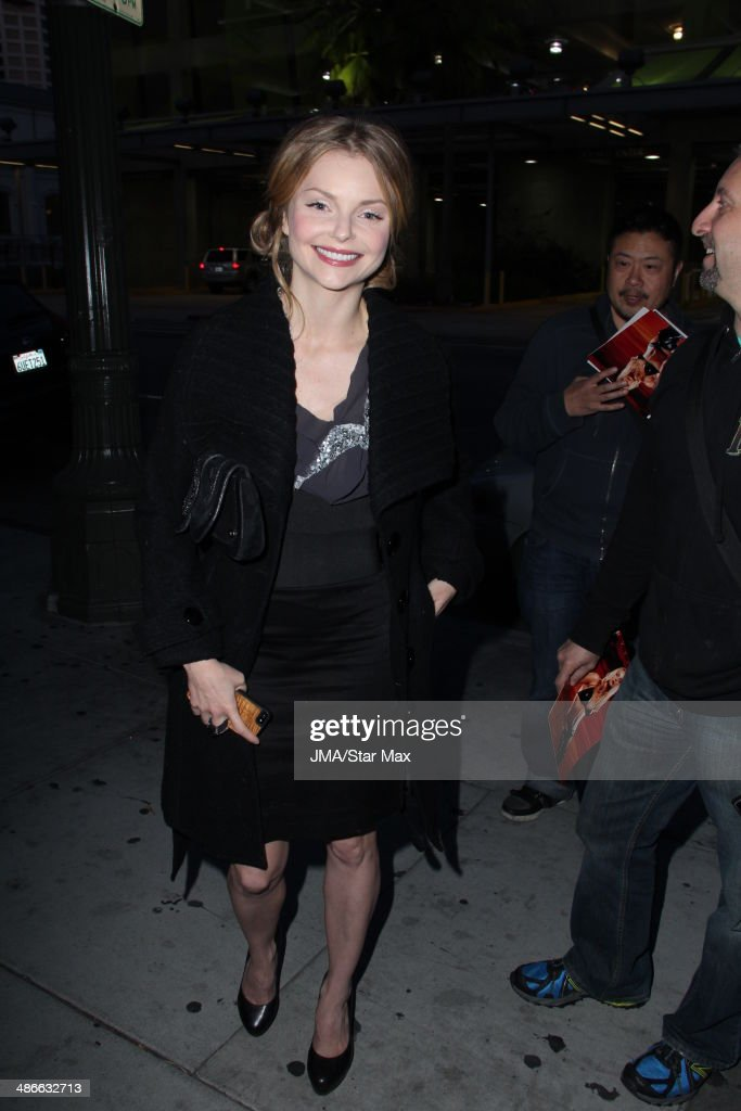 Actress <a gi-track='captionPersonalityLinkClicked' href=/galleries/search?phrase=Izabella+Miko&family=editorial&specificpeople=228067 ng-click='$event.stopPropagation()'>Izabella Miko</a> is seen on April 24, 2014 in Los Angeles, California.