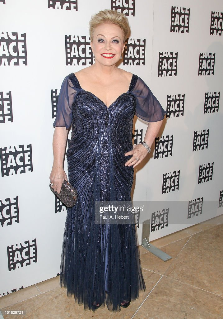 Actress Jacki Weaver arrives at the 63rd Annual ACE Eddie Awards held at The Beverly Hilton Hotel on February 16, 2013 in Beverly Hills, California.