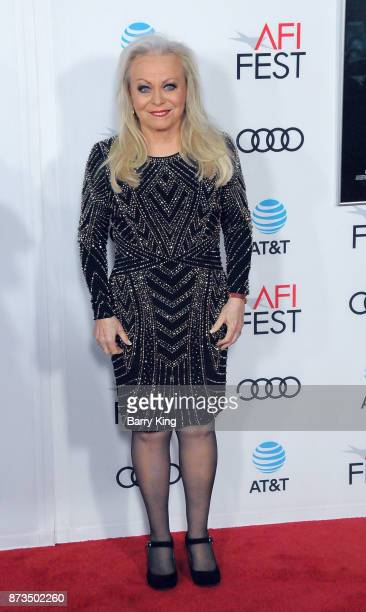 Actress Jacki Weaver attends AFI FEST 2017 Presented By Audi Screening Of 'The Disaster Artist' at TCL Chinese Theatre on November 12 2017 in...