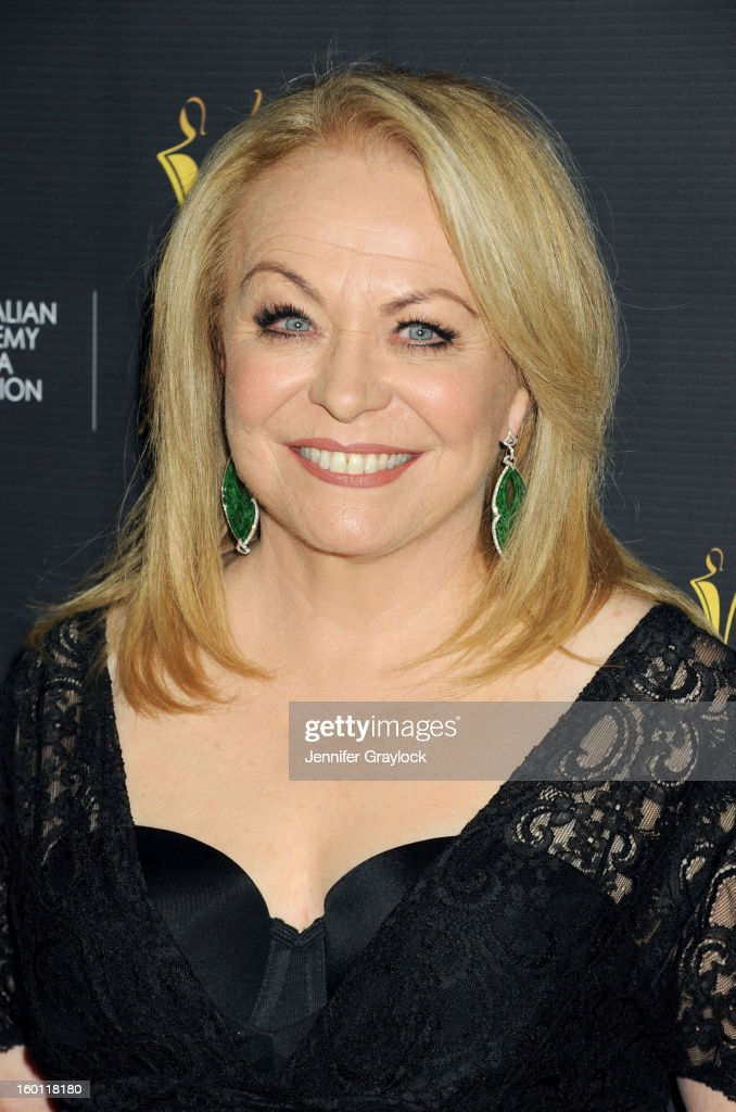 Actress Jacki Weaver attends the 2nd Annual AACTA International Awards held at the Soho House on Saturday January 26, 2013 in West Hollywood, California.