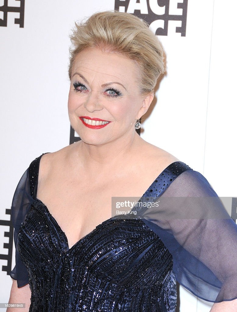 Actress <a gi-track='captionPersonalityLinkClicked' href=/galleries/search?phrase=Jacki+Weaver&family=editorial&specificpeople=220549 ng-click='$event.stopPropagation()'>Jacki Weaver</a> attends the 63rd Annual ACE Eddie Awards at The Beverly Hilton Hotel on February 16, 2013 in Beverly Hills, California.