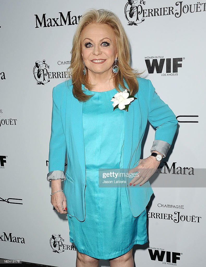 Actress Jacki Weaver attends the 6th annual Women In Film pre-Oscar cocktail party at Fig & Olive Melrose Place on February 22, 2013 in West Hollywood, California.