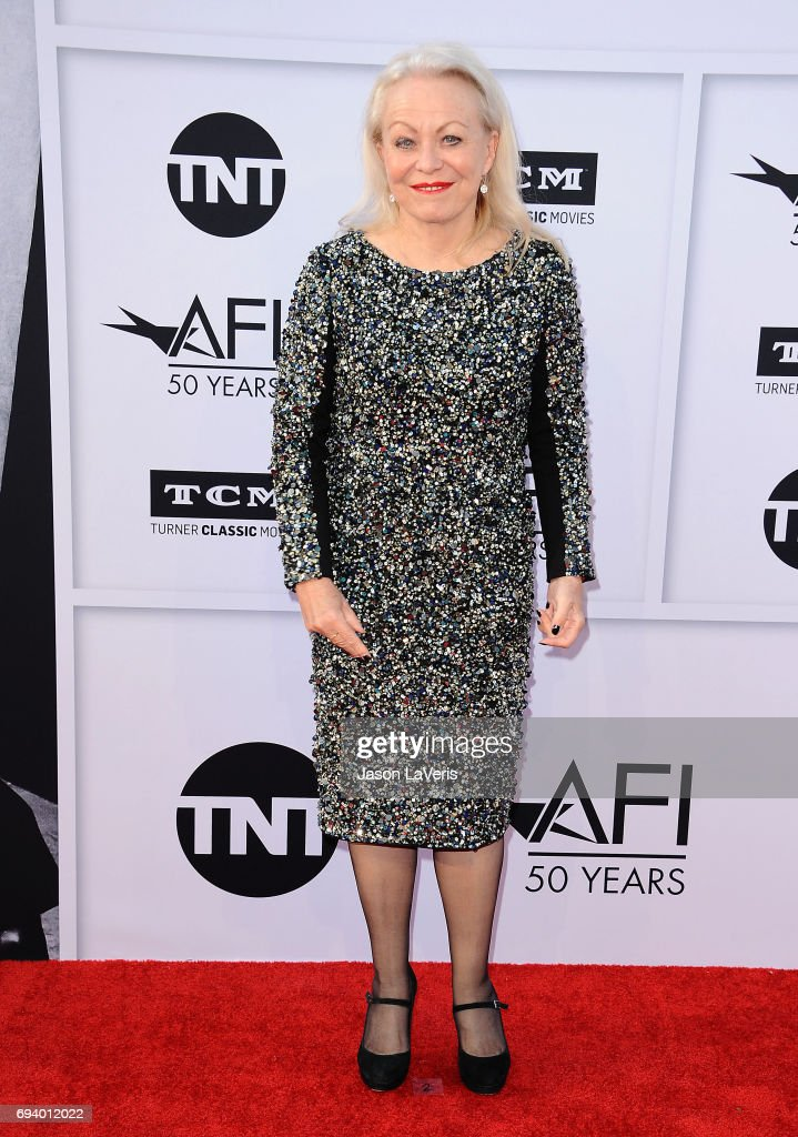 Actress Jacki Weaver attends the AFI Life Achievement Award gala at Dolby Theatre on June 8, 2017 in Hollywood, California.