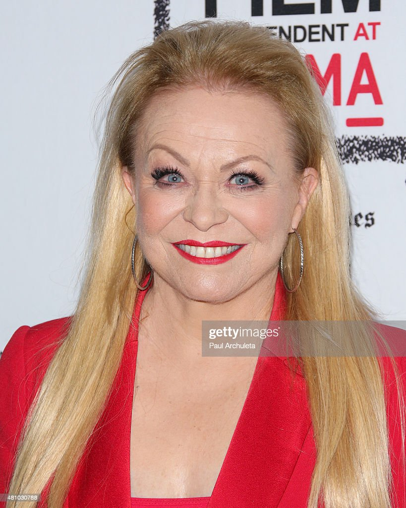 Actress <a gi-track='captionPersonalityLinkClicked' href=/galleries/search?phrase=Jacki+Weaver&family=editorial&specificpeople=220549 ng-click='$event.stopPropagation()'>Jacki Weaver</a> attends the screening of 'Blunt Talk' presented by the Film Independent at LACMA at The Bing Theatre At LACMA on July 16, 2015 in Los Angeles, California.