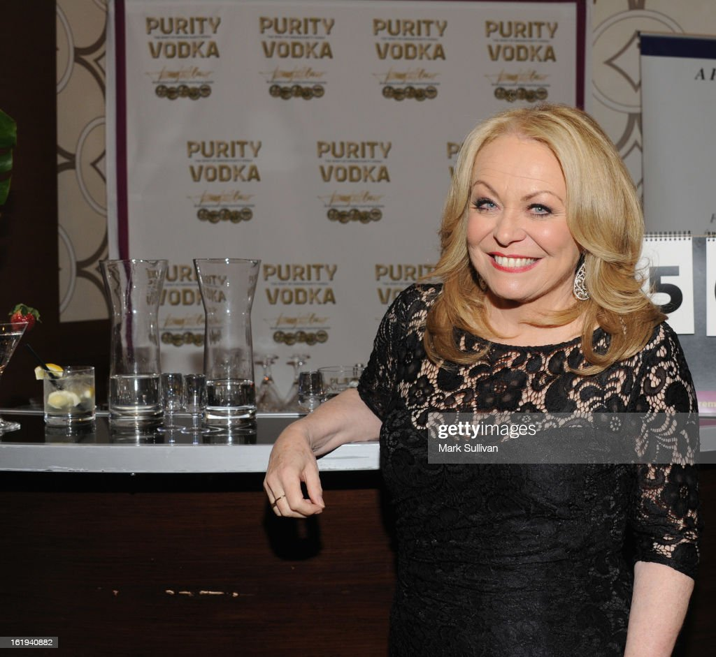 Actress Jacki Weaver in the 2013 Writers Guild Awards Backstage Creations Celebrity Retreat on February 17, 2013 in Los Angeles, California.