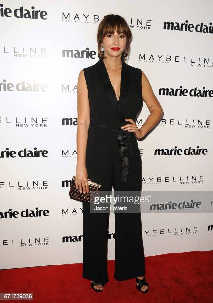 Actress Jackie Cruz attends Marie Claire's Fresh Faces event at Doheny Room on April 21 2017 in West Hollywood California