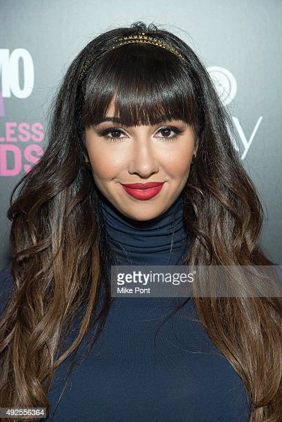 Actress Jackie Cruz attends the 2015 Fun Fearless Latina Awards at Hearst Tower on October 13 2015 in New York City