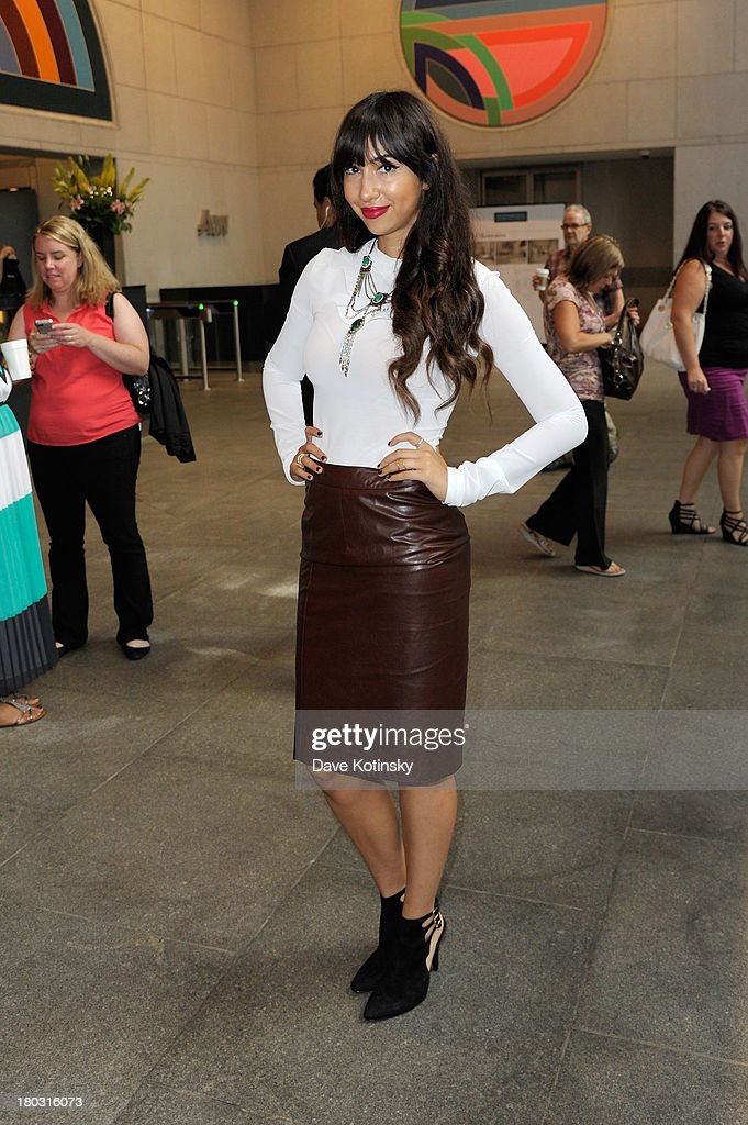 Actress Jackie Cruz attends the annual charity day hosted by Cantor Fitzgerald and BGC at the BGC Office on September 11, 2013 in New York City.