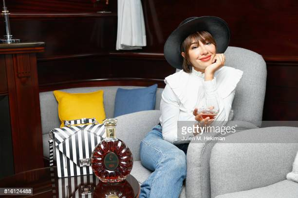 Actress Jackie Cruz attends the Remy Martin XO Dinner with Jackie Cruz on July 15 2017 in Paris France