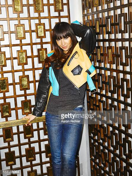 Actress Jackie Cruz is photographed for Complex Magazine in 2015 at the Empire Hotel in New York City Hair and Makeup by Claudio Belizario