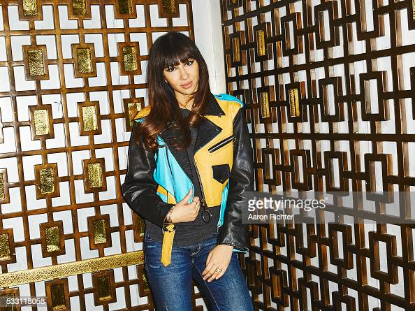 Actress Jackie Cruz is photographed for Complex Magazine in 2015 at the Empire Hotel in New York City Hair and Makeup by Claudio Belizario PUBLISHED...