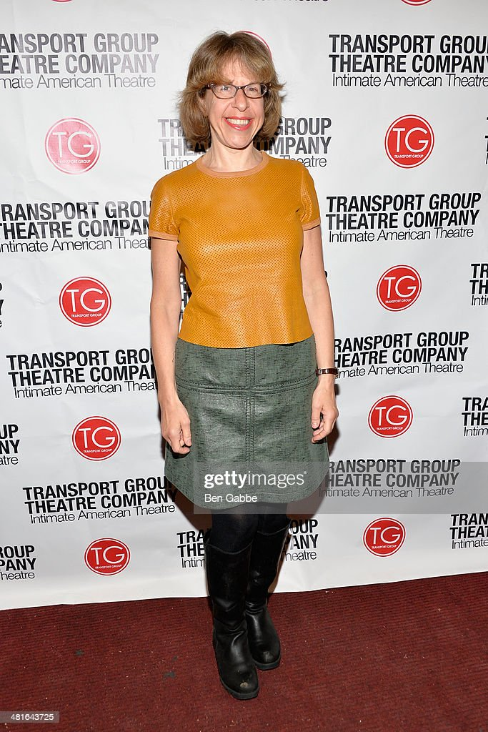 Actress Jackie Hoffman attends 'I Remember Mama' Opening Night at The Gym at Judson on March 30, 2014 in New York City.