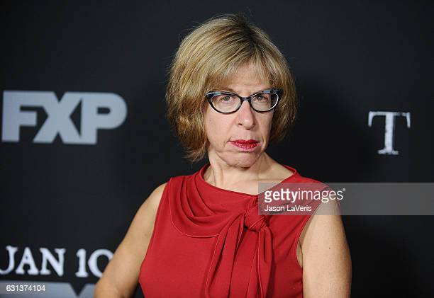 Actress Jackie Hoffman attends the premiere of 'Taboo' at DGA Theater on January 9 2017 in Los Angeles California