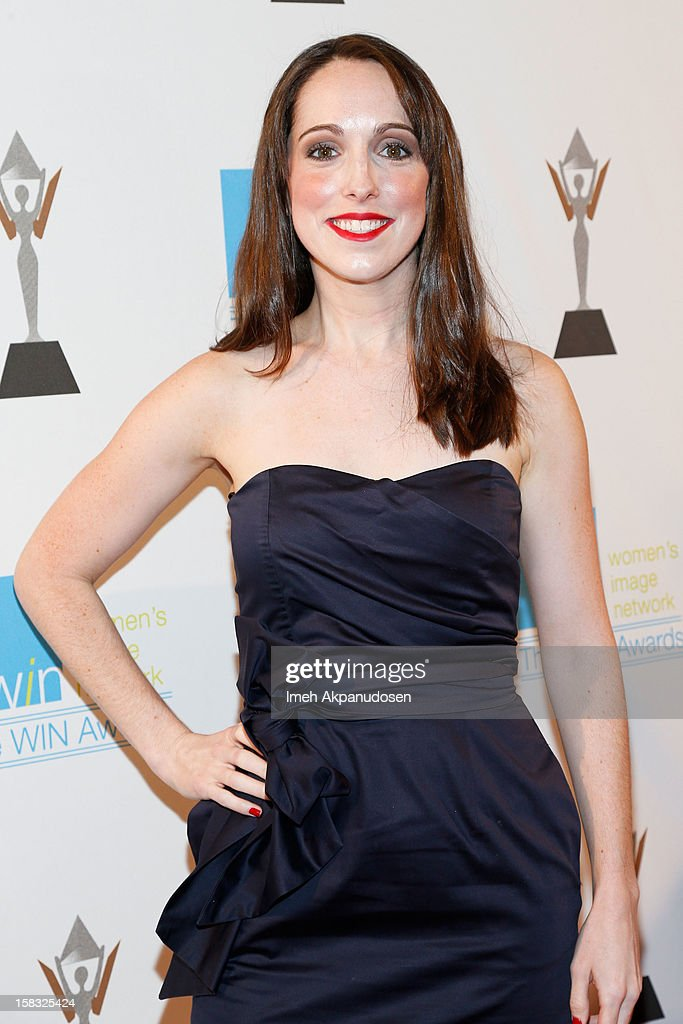 Actress Jackie Koppell attends the 14th Annual Women's Image Network Awards at Paramount Theater on the Paramount Studios lot on December 12, 2012 in Hollywood, California.