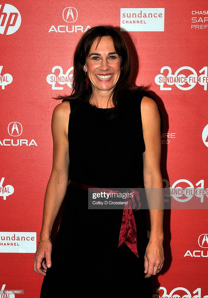 Actress Jackie van Beek attends the 'What We Do In The Shadows' premiere at the Egyptian Theatre during the 2014 Sundance Film Festival on January 19, 2014 in Park City, Utah.