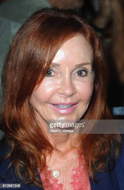 Actress Jackie Zeman signs autographs at The Hollywood Show held at Westin LAX Hotel on July 8 2017 in Los Angeles California