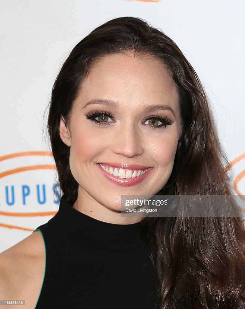 Actress Jaclyn Betham attends the 14th Annual Lupus LA Orange Ball at the Regent Beverly Wilshire Hotel on May 8, 2014 in Beverly Hills, California.