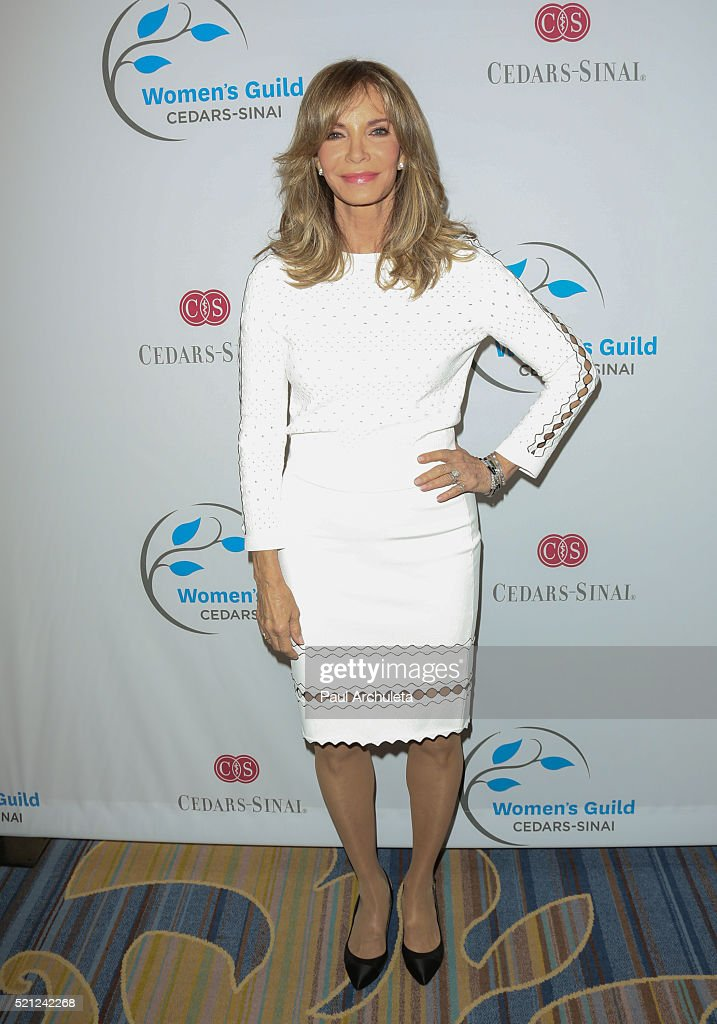 Actress <a gi-track='captionPersonalityLinkClicked' href=/galleries/search?phrase=Jaclyn+Smith&family=editorial&specificpeople=211283 ng-click='$event.stopPropagation()'>Jaclyn Smith</a> attends the 2016 Women's Guild Annual Spring Luncheon at the Beverly Wilshire Four Seasons Hotel on April 14, 2016 in Beverly Hills, California.
