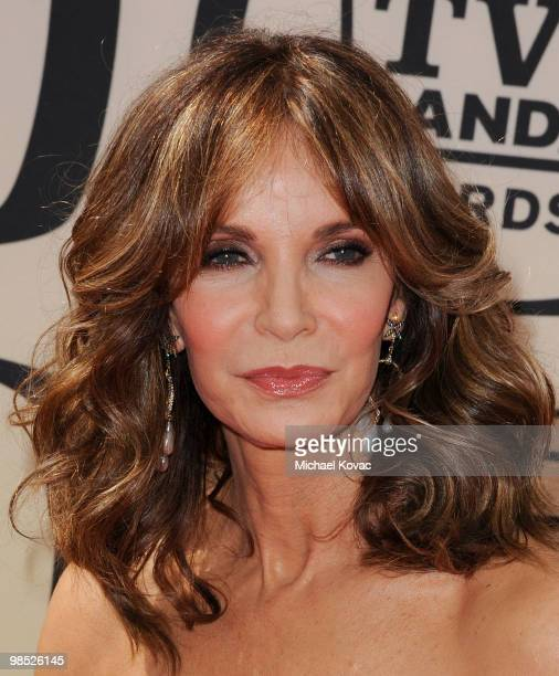 Actress Jaclyn Smith attends the 8th Annual TV Land Awards held at Sony Studios on April 17 2010 in Culver City California