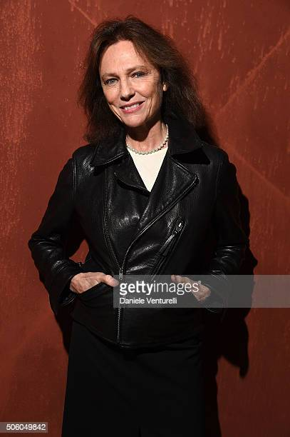Actress Jacqueline Bisset attends Cocktail Party Celebrating 1th Taormina Film Fest Los Angeles 2016 at Italian Cultural Institute Of Los Angeles on...