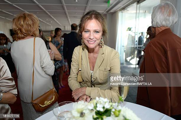 Actress Jacqueline Bisset attends the BAFTA LA TV Tea 2013 presented by BBC America and Audi held at the SLS Hotel on September 21 2013 in Beverly...