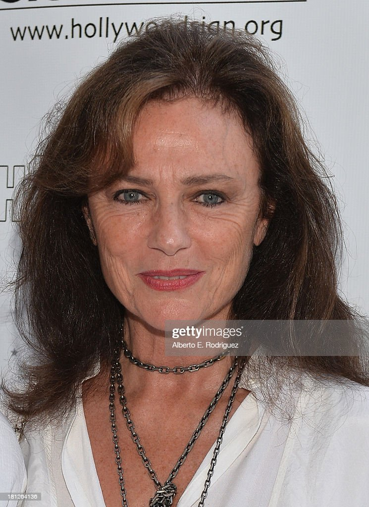 Actress <a gi-track='captionPersonalityLinkClicked' href=/galleries/search?phrase=Jacqueline+Bisset&family=editorial&specificpeople=204696 ng-click='$event.stopPropagation()'>Jacqueline Bisset</a> attends The Hollywood Chamber of Commerce & The Hollywood Sign Trust's 90th Celebration of the Hollywood Sign at Drai's Hollywood on September 19, 2013 in Hollywood, California.