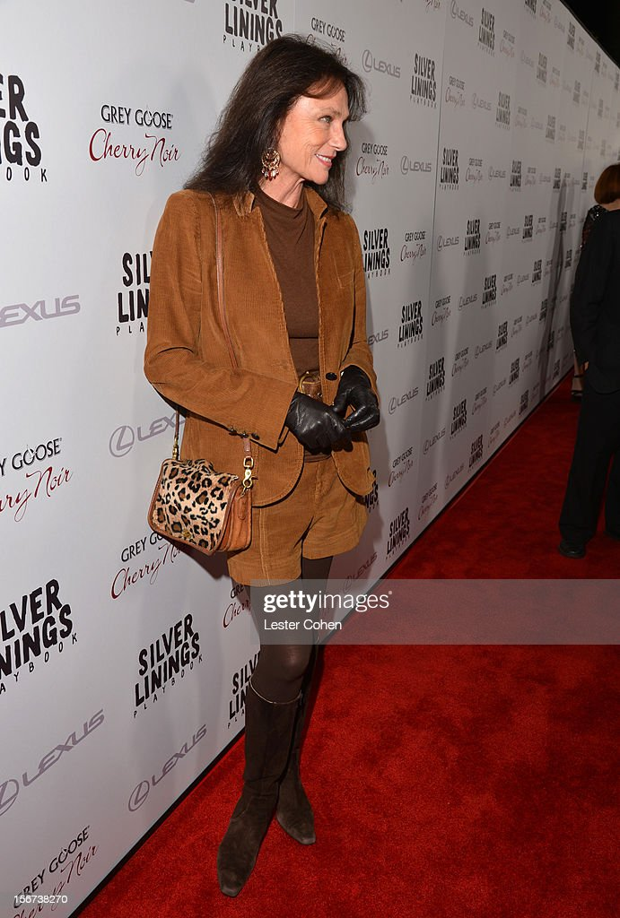 Actress Jacqueline Bisset attends the ''Silver Linings Playbook' Los Angeles special screening at the Academy of Motion Picture Arts and Sciences on November 19, 2012 in Beverly Hills, California.