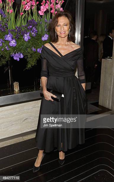 Actress Jacqueline Bissett attends Montblanc The Cinema Society host a screening after party of Roadside Attractions Lionsgate's 'Miss You Already'...