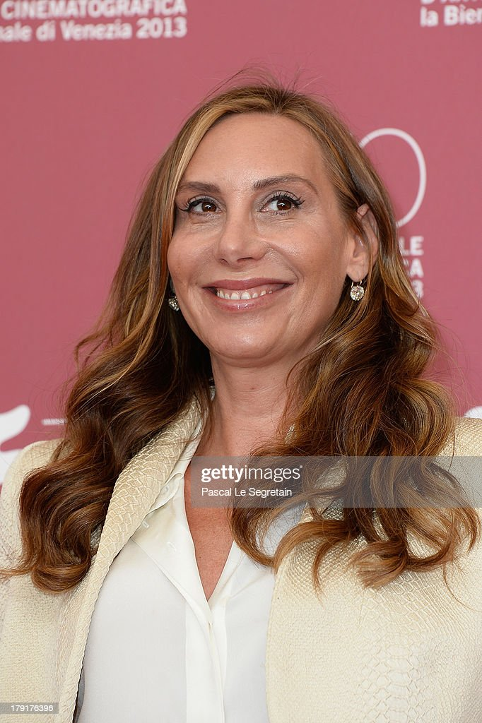 Actress <a gi-track='captionPersonalityLinkClicked' href=/galleries/search?phrase=Jacqui+Getty&family=editorial&specificpeople=2092629 ng-click='$event.stopPropagation()'>Jacqui Getty</a> attends the 'Palo Alto' Photocall during the 70th Venice International Film Festival at the Sala Grande on September 1, 2013 in Venice, Italy.
