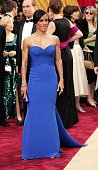 Actress Jada Pinkett Smith arrives to the 78th Annual Academy Awards at the Kodak Theatre on March 5 2006 in Hollywood California